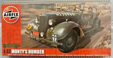 Airfix Nr. A05360 Monty`s Humber in 1:32