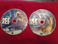 Ice Age DVD 2 Disc Special Edition Fast Free Shipping Scrat Bonus Short Film