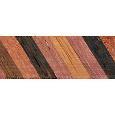 "Laminated multiple woods  Pen Blank 3/4"" x 5"" LAM6"