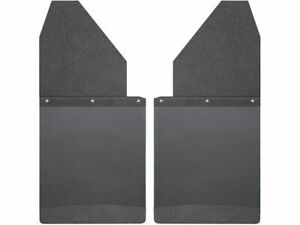 For 1995-2020 Toyota Tacoma Mud Flaps Rear Husky 75117MB 1996 1997 1998 1999