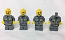 Lego 71001 Minifigure Series 10- 4 Paintball Players