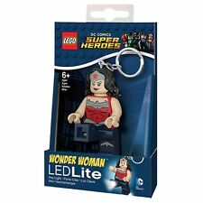 LEGO DC SUPER HEROES WONDER WOMAN KEYLIGHT KEYRING LIGHT TORCH