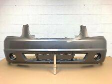 2007-2014 gmc yukon front bumper cover 35510393 (magna steel) #5