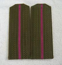 Schulterstücken Justiz Uniform UDSSR CCCP Sowjet Armee
