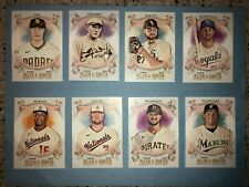 2021 TOPPS ALLEN & GINTER BASE 176-350 BASEBALL CARDS YOU CHOOSE MLB CARD FS