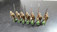 g Britains Toy Soldiers Lead WWI Belgium Army Soldiers