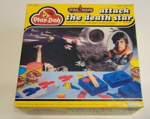 Rare Vintage Play-Doh 1980 Star Wars New Boxed Sealed Kenner