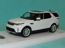 TSM 1/43 Land Rover Discovery Fuji White  MiB