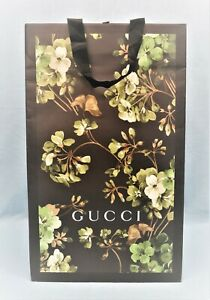 GUCCI PAPER SHOPPING GIFT BAG FOR CLOTHES GIFTS ACCESSORIES