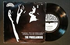45rpm EP - The Proclaimers - Lord, I'll Be Willing EP (Exc/VG+)
