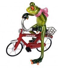 Dekofiguren Formano Fahrrad