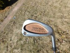 Used Right Handed TaylorMade Oversize Burner 4 Iron w/ Steel Shaft