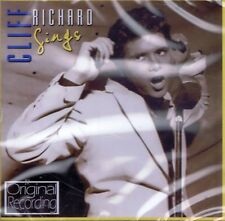 MUSIK-CD NEU/OVP - Cliff Richard - Sings - Original Recording