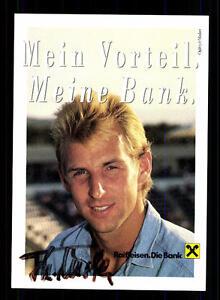 Thomas Muster Autogrammkarte Original Signiert Tennis + A 127092