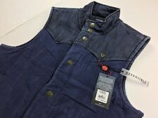 True Religion Men Reversible Puffer Vest XL
