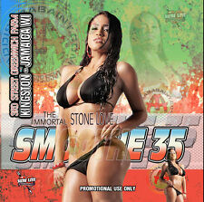 STONE LOVE SMOOTHE 35 LIVE DANCEHALL CD