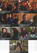 Vampire Diaries Season Two Katarina Petrova Chase Card Set 7 Cards