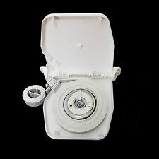 Gurtwickler aufklappbar 14mm 5m Rollladen Aufschraubwickler Gurtband Aufputz