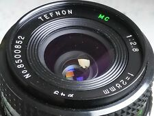 Amazing 28mm f2.8 wide angle prime lense