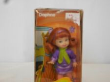Barbie Sister Kelly Scooby Doo Doll Daphne 2003 Nib Mattel Red Hair