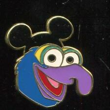 Muppets with Mouse Ears Mini Pin Boxed Set Gonzo Disney Pin 64383