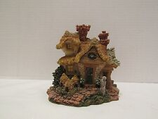 Boyds Bears Town Bearly-Built Village Bailey'S Cozy Cottage 5E/3246