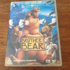 Brother Bear DVD R4 FREE POST