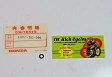 Honda NOS CB450 1966-76 CB500 # 90012-283-000   X CL450 Nut B