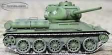 Russischer  Panzer 2.4 GHz T 34/85 1:16 BB Schussfunktion R&S Heng Long