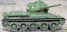 RC Russischer  Panzer 2.4 GHz T 34/85 1:16 BB Schussfunktion R&S Heng Long