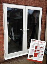 uPVC French Doors PRICE LIST / Catalogue / Brochure / SEE BEFORE YOU BUY