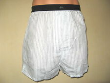 NEW MENS BOYS LOOSE QUIKSILVER BOXERS COTTON BOXERSHORTS AGE 15-16 SMALL 28/32