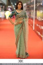 Bollywood style Indian Party Wear Sari Bridal Wedding Pakistani Saree