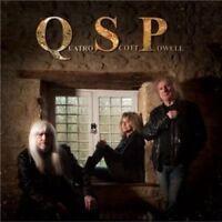 QSP - Quatro Scott Powell (2017)  CD  NEW/SEALED  SPEEDYPOST