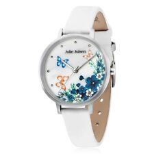 Julie Julsen horloge blauwe bloemen