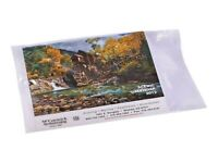 """NEW 8 x 10"""" Lay Flat Poly Bag Clear 1.0 Mil 1000/Case 29994 Storage Shipping"""