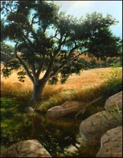 Bradley Elsberry Landscape Oil 40x30Painting on canvas Hand Signed Make an Offer