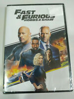 Fast & Furious Hobbs & Shaw - DVD Regione 2 Spagnolo Inglese - 3T