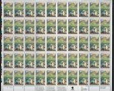2635 MNH Sheet of 50  29-cent stamps- Celebrating the Alaska Highway 50th Annive