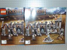 LEGO® Herr der Ringe Bauanleitung 79014 Schlacht von Dol Guldur instruction NEU