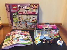 Lego Friends Heart Lake Pet Salon 41007 Ages 6 To 12