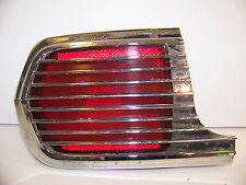 1963 PONTIAC GRAND PRIX LH TAILLIGHT OEM #5954075