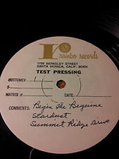 RARE Artie Shaw TEST PRESSING Rainbo Records 5 Records 10 Sides