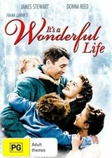 It's a Wonderful Life DVD Top 250 Movie Best Picture Actor Christmas Film R4