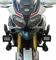 Honda CRF 1000 L Africa Twin Plexiglas HEADLIGHT GUARD 2015-2019