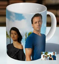 Hawaii Five O Alex O'Loughlin Ceramic Coffee Mug - Cup