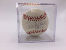 Raul Mondesi Signed Rawlings Baseball Autograph with plastic case