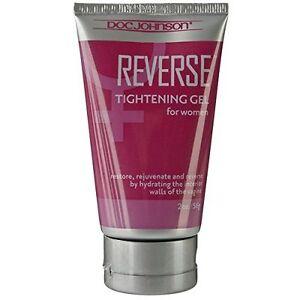 Reverse Cream Vagina Vaginal Walls Kegel Tightening Tight Shrink Gel Women - 2oz