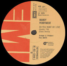 MANDY PERRYMENT - do you want My Love - EMI