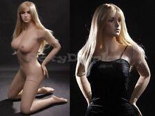 Fiberglass Female Display Mannequin Manikin Manequin Dummy  Dress Form MZ-VIS2